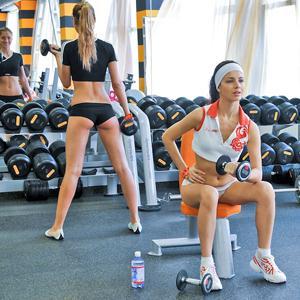 Фитнес-клубы Золотаревки