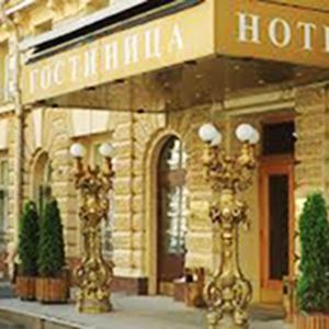 Гостиницы Золотаревки