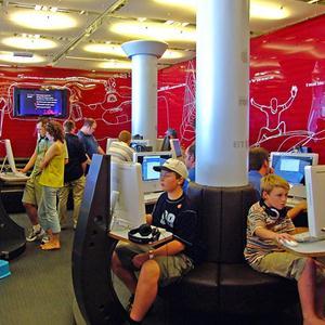 Интернет-кафе Золотаревки