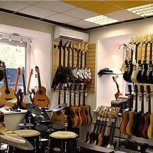 Музыкальные магазины Золотаревки