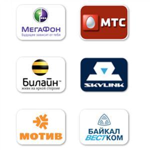 Операторы сотовой связи Золотаревки