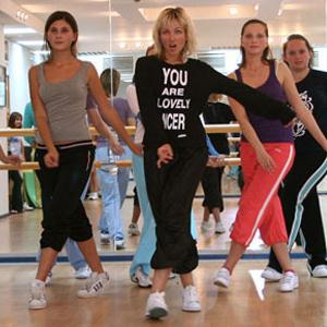 Школы танцев Золотаревки