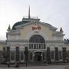 Железнодорожные вокзалы в Золотаревке