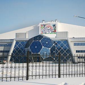 Спортивные комплексы Золотаревки