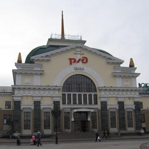 Железнодорожные вокзалы Золотаревки