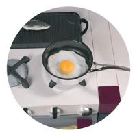 База отдыха Белая гора - иконка «кухня» в Золотаревке