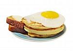 База отдыха Белая гора - иконка «завтрак» в Золотаревке
